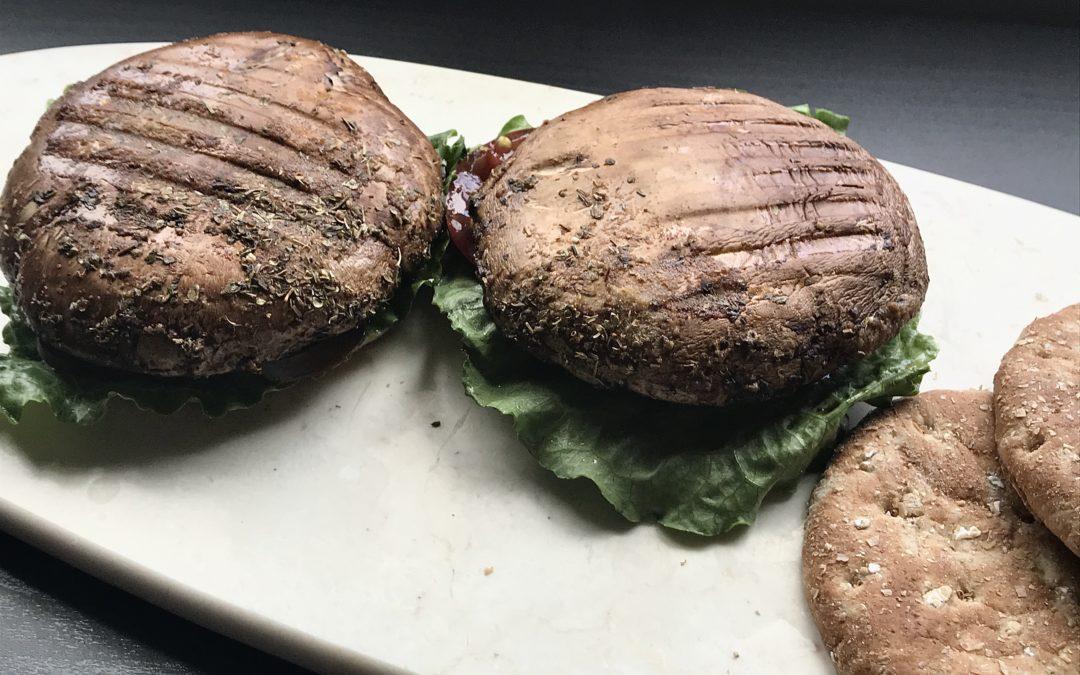 Grilling Portobello Mushrooms Like a Master
