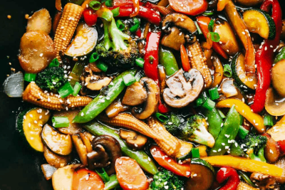 Which Varieties of Mushrooms Should You Use for Stir Fry?